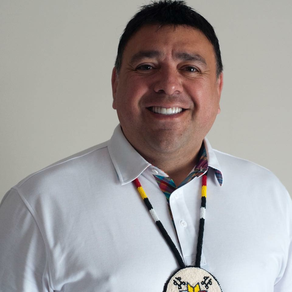 Regional Chief Morley Googoo